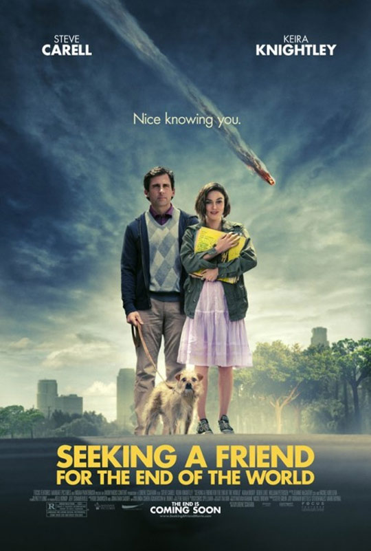 Seeking a Friend for the End of the World Poster #1