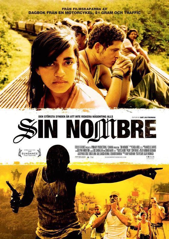 Sin Nombre Poster #2