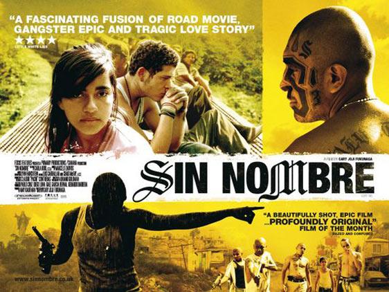 Sin Nombre Poster #3
