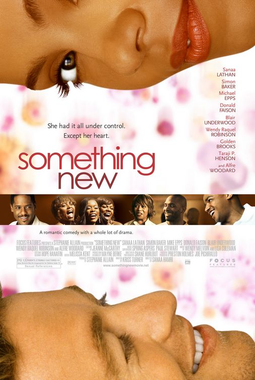 Something New Poster #1