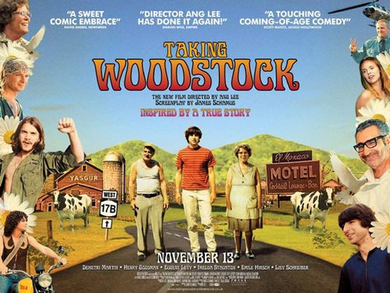 Taking Woodstock Poster #3