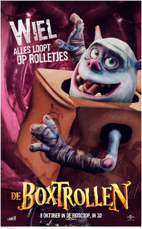 The Boxtrolls Poster #6