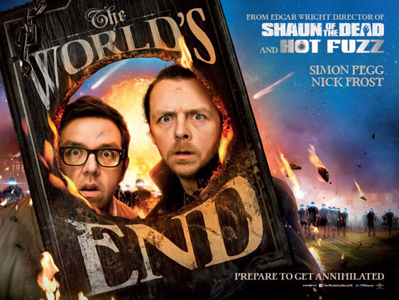 The World's End Poster #3