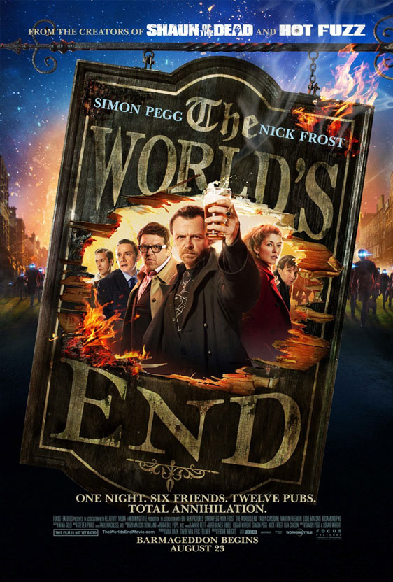 The World's End Poster #4