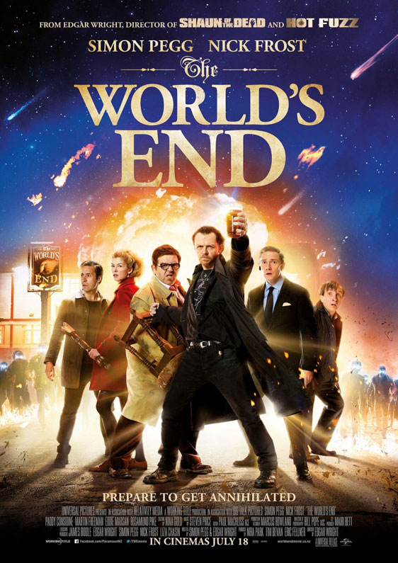 The World's End Poster #5