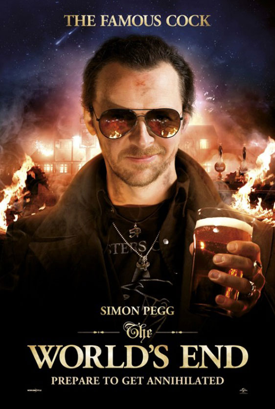 The World's End Poster #7