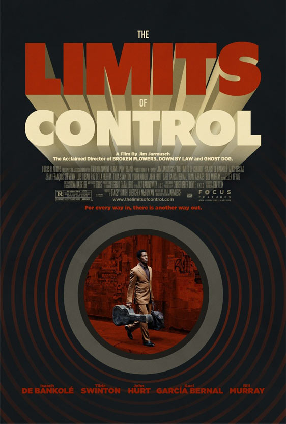 The Limits of Control Poster #2