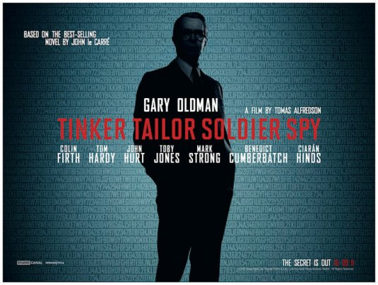 Tinker, Tailor, Soldier, Spy Poster #2