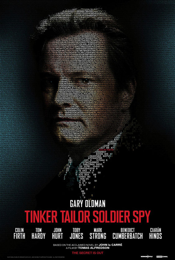 Tinker, Tailor, Soldier, Spy Poster #3