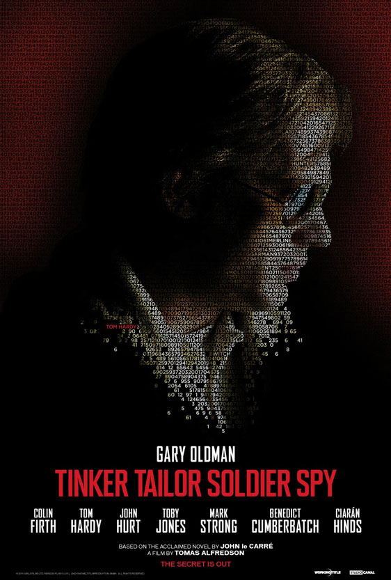 Tinker, Tailor, Soldier, Spy Poster #4
