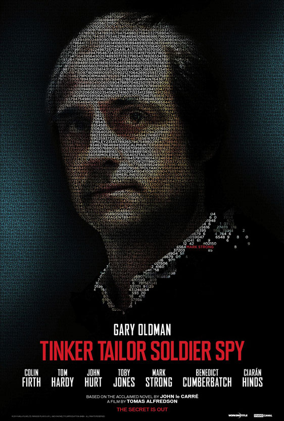 Tinker, Tailor, Soldier, Spy Poster #5