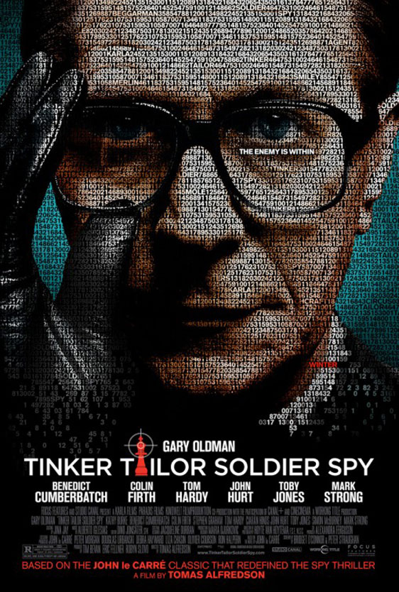 Tinker, Tailor, Soldier, Spy Poster #8