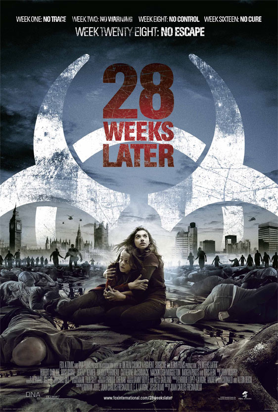 28 Weeks Later Poster #2