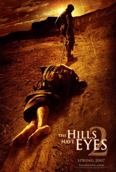 The Hills Have Eyes 2 Poster #1