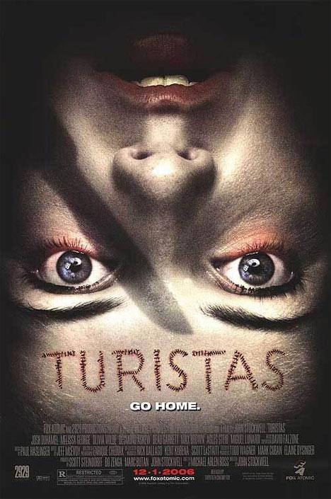 Turistas Poster