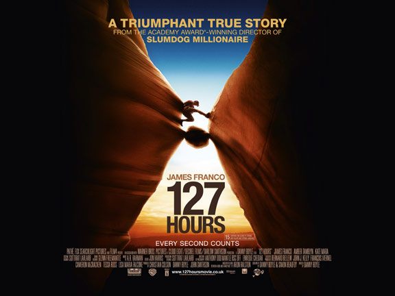 127 Hours Poster #3