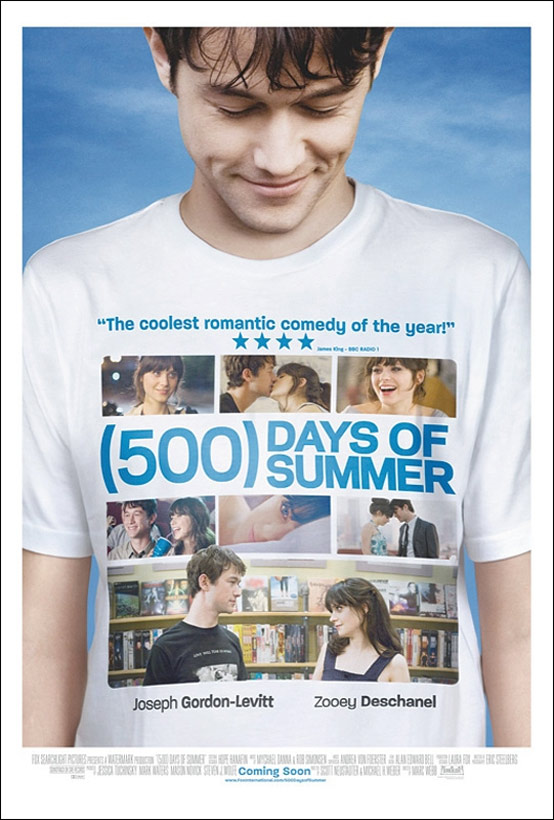 500 Days of Summer Poster #2