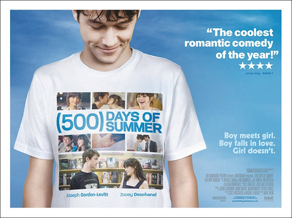 500 Days of Summer Poster #3
