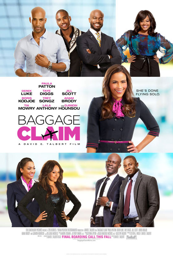 Baggage Claim Poster #1