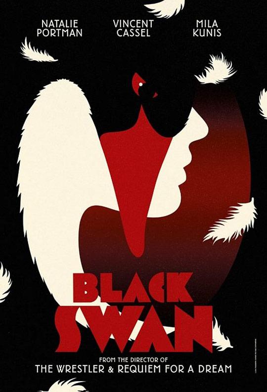 Black Swan Poster #4