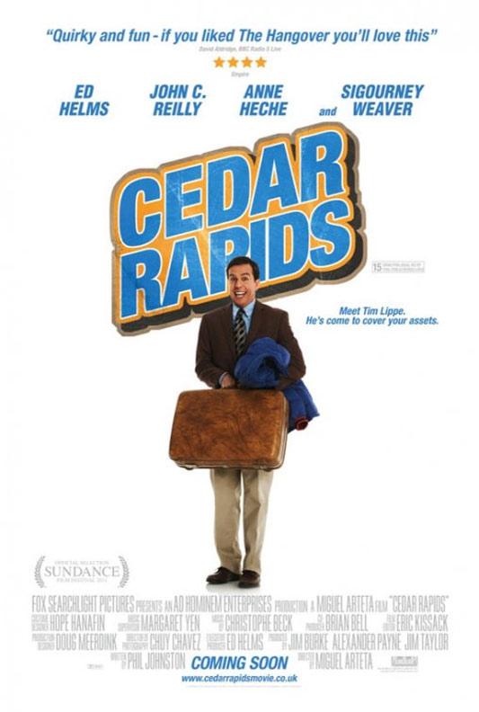 Cedar Rapids Poster #2