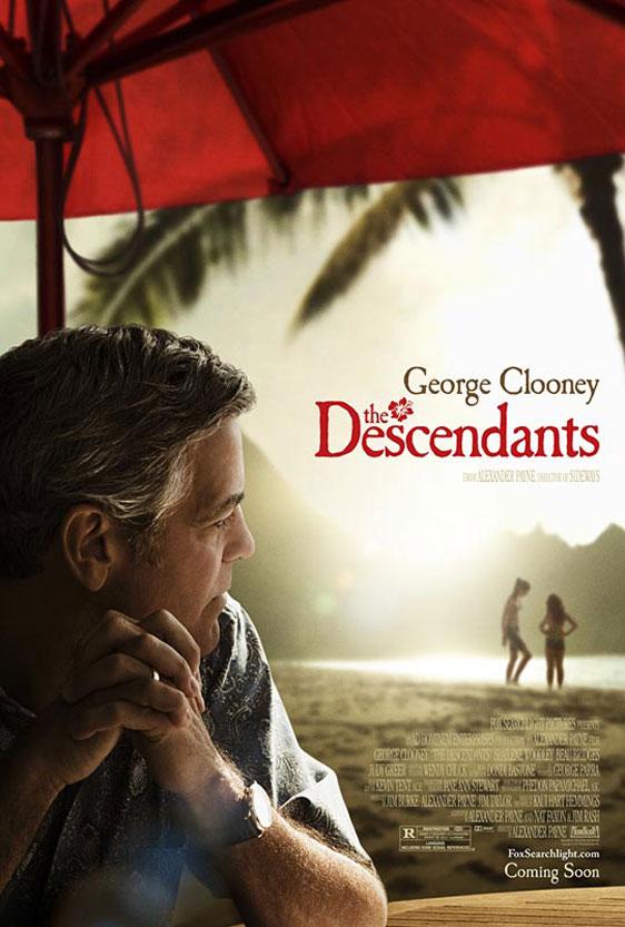 The Descendants Poster #1