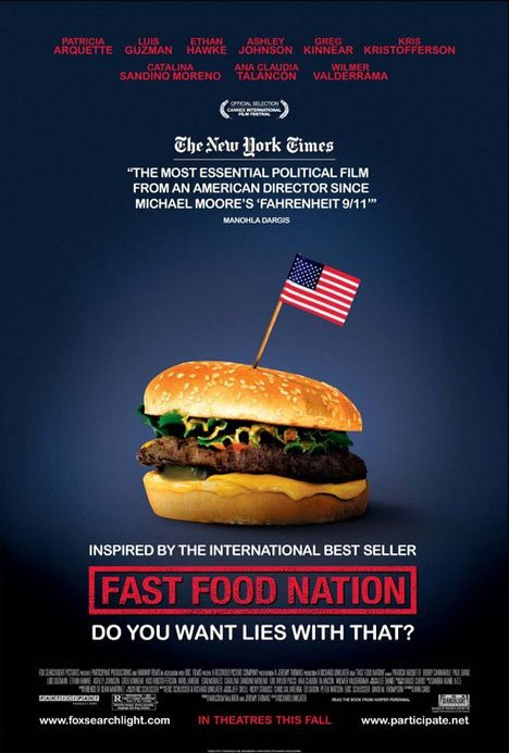 Fast Food Nation Poster #1