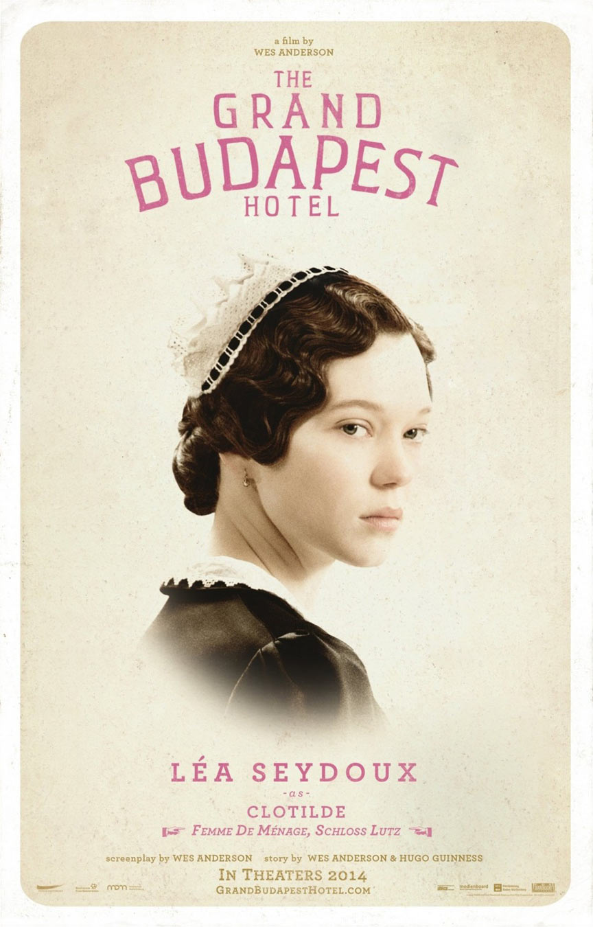The Grand Budapest Hotel Poster #14