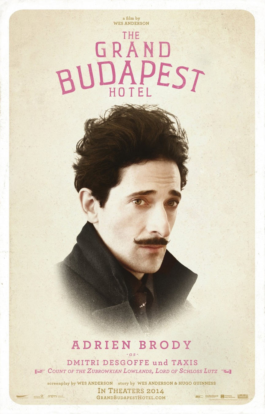The Grand Budapest Hotel Poster #15