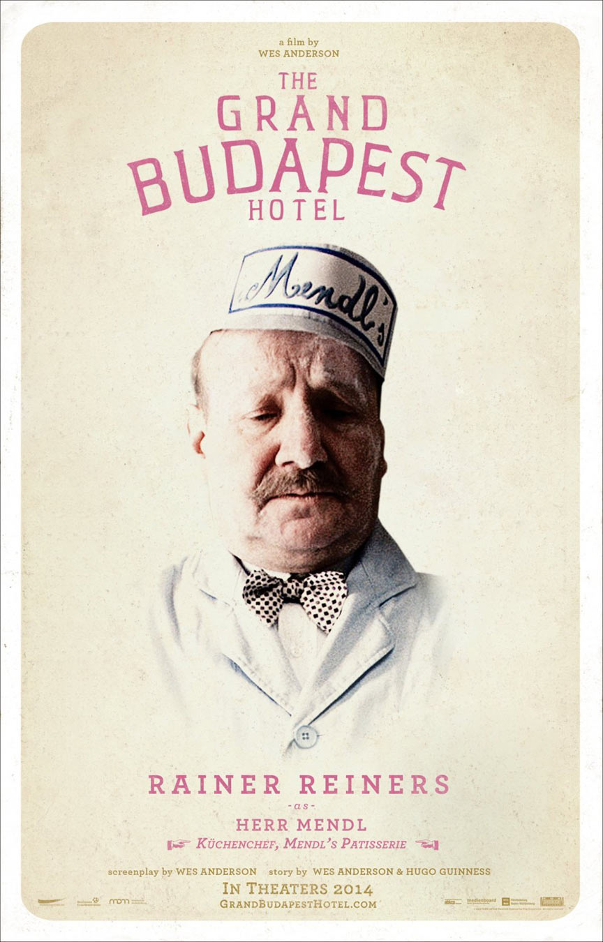 The Grand Budapest Hotel Poster #7
