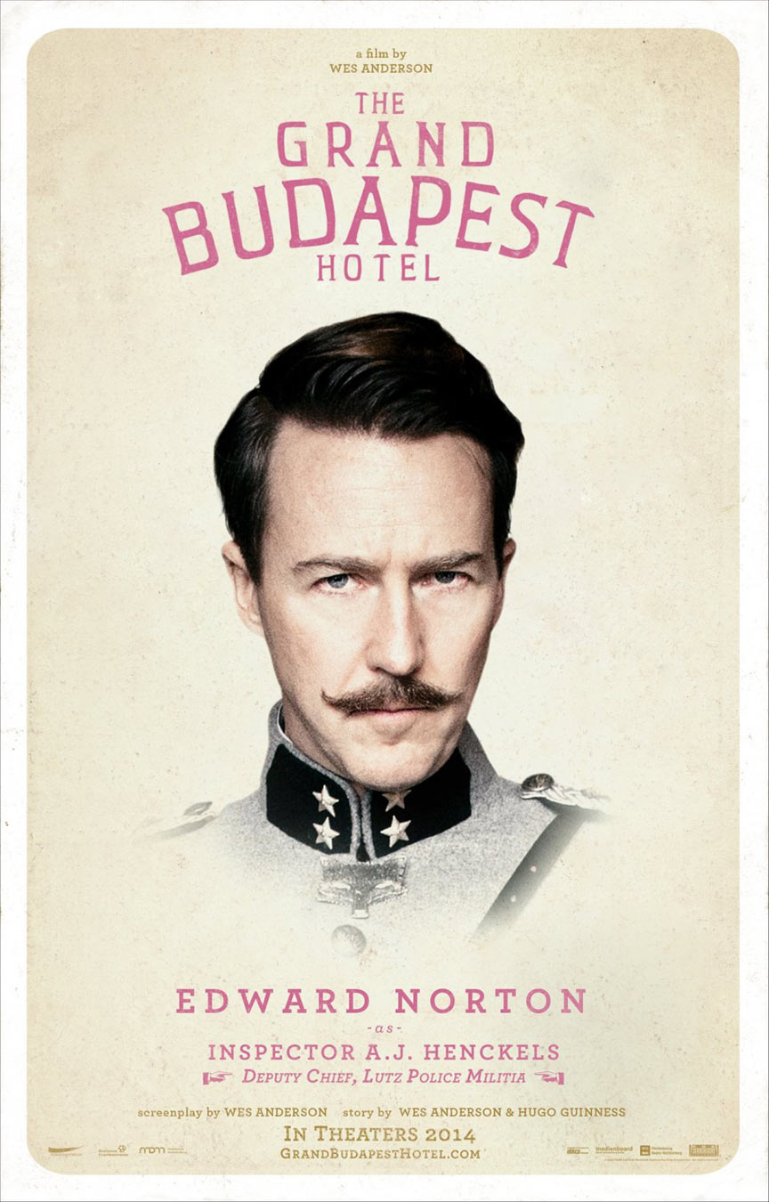 The Grand Budapest Hotel Poster #8