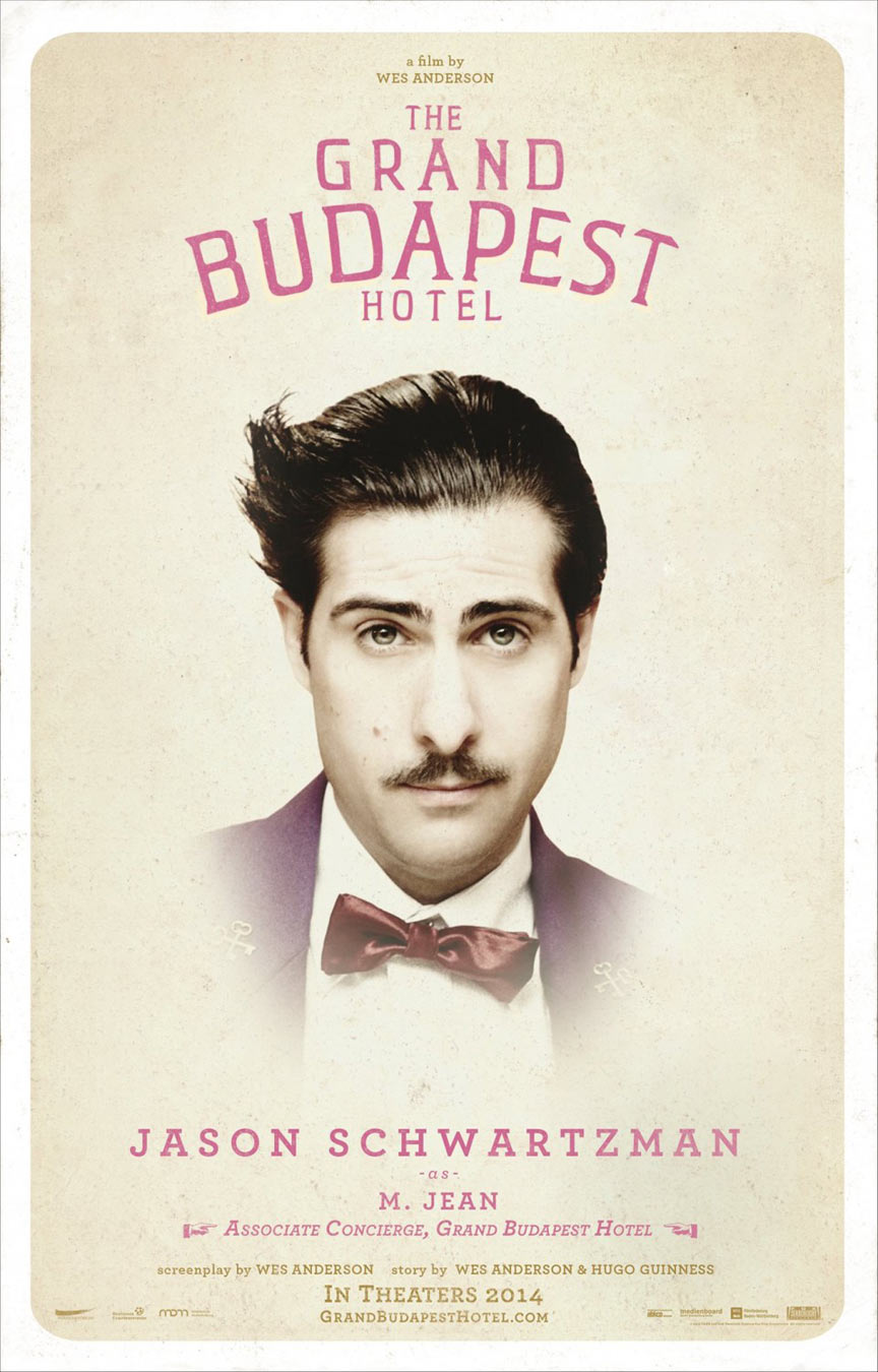 The Grand Budapest Hotel Poster #9