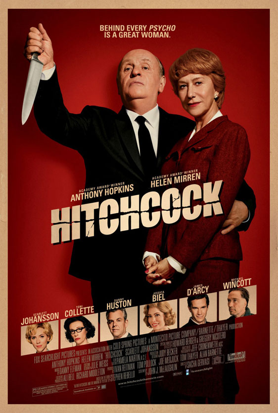 Hitchcock Poster #3