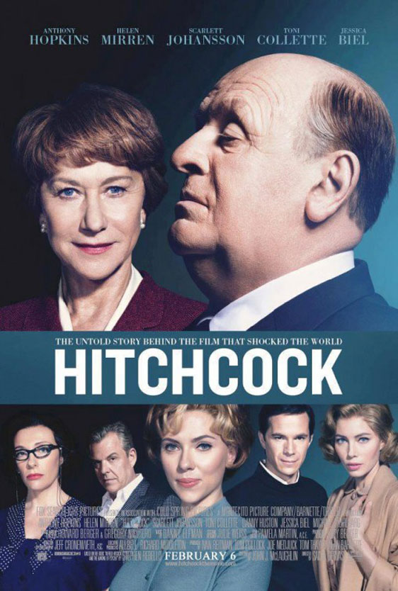 Hitchcock Poster #4