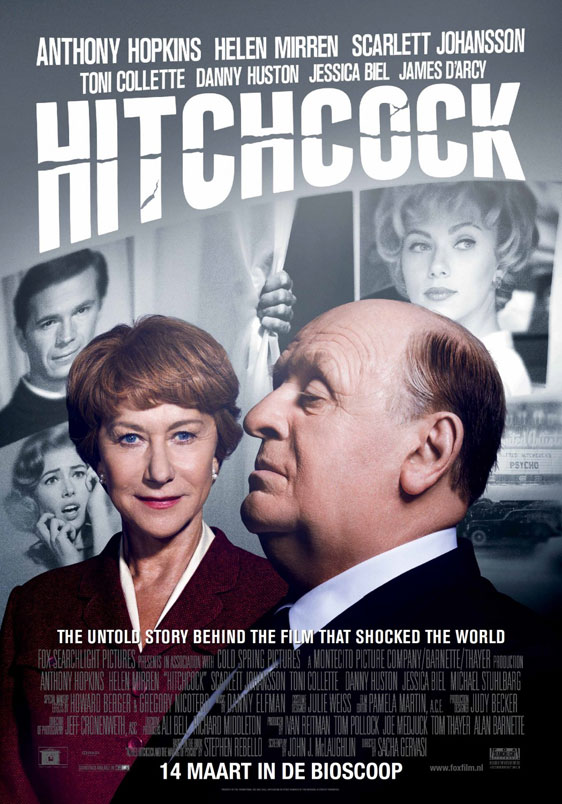 Hitchcock Poster #6