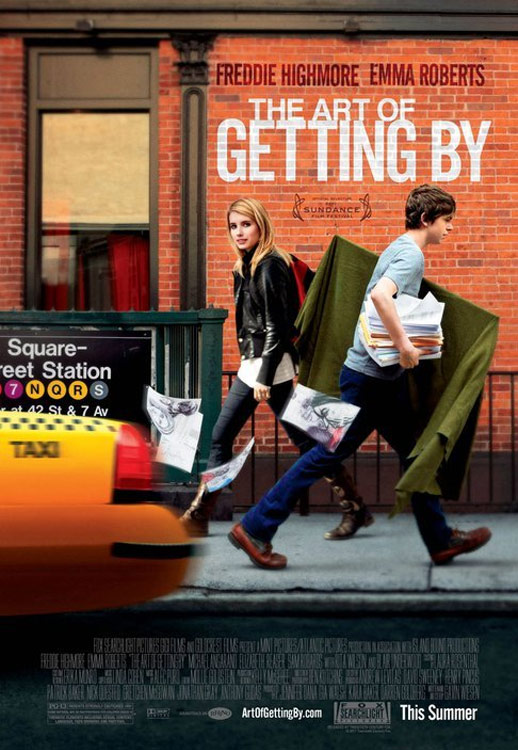 The Art of Getting By Poster #2
