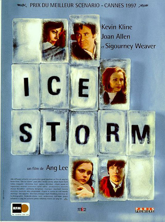 The Ice Storm Poster #2
