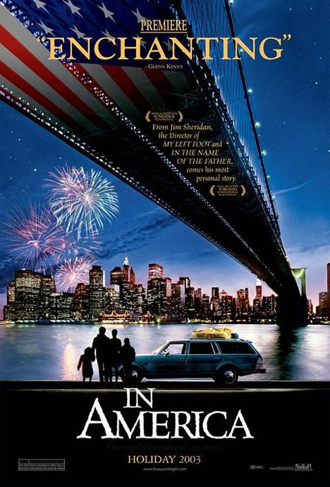 In America Poster
