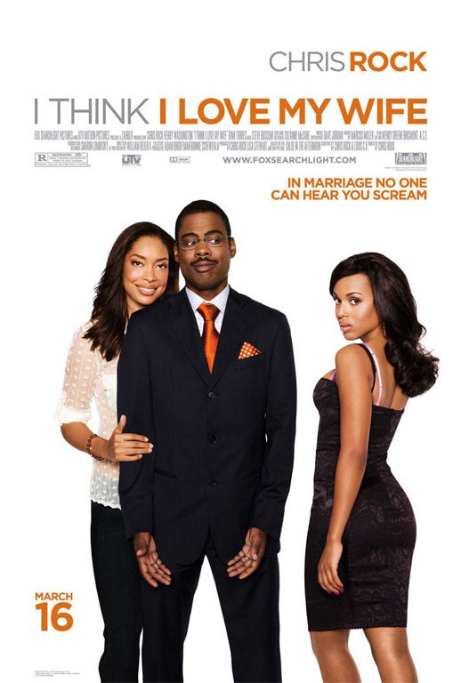 I Think I Love My Wife Poster #1