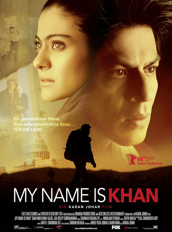 My Name Is Khan Poster #1