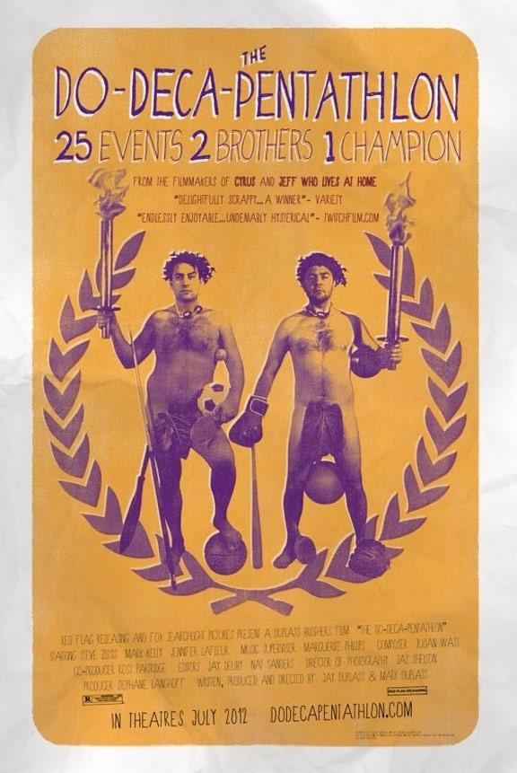 The Do-Deca-Pentathlon Poster #1