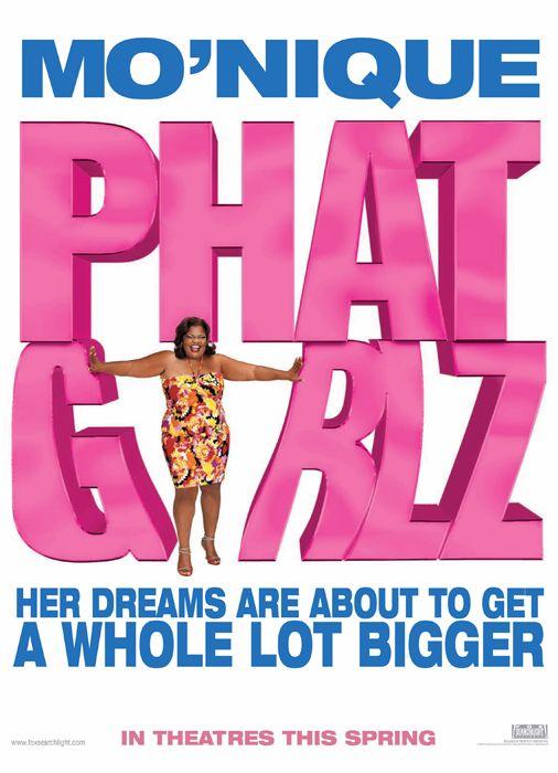 Phat Girlz Poster #1