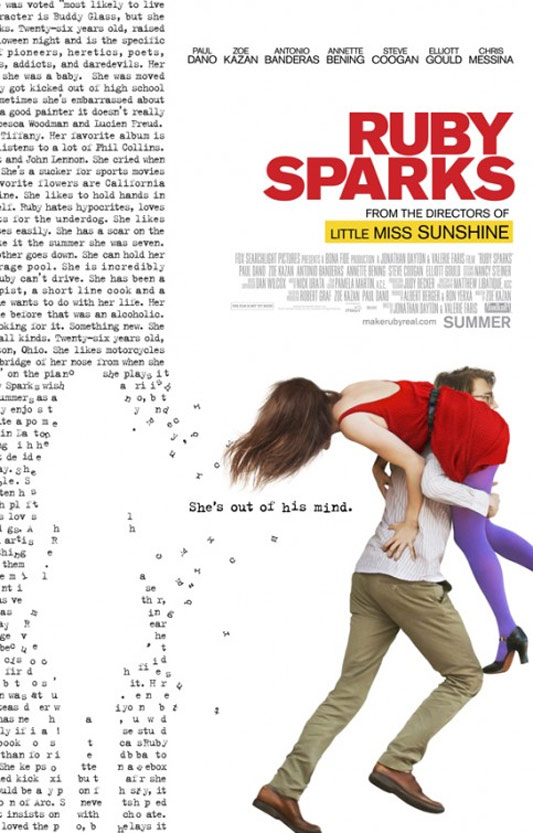 Ruby Sparks Poster #2