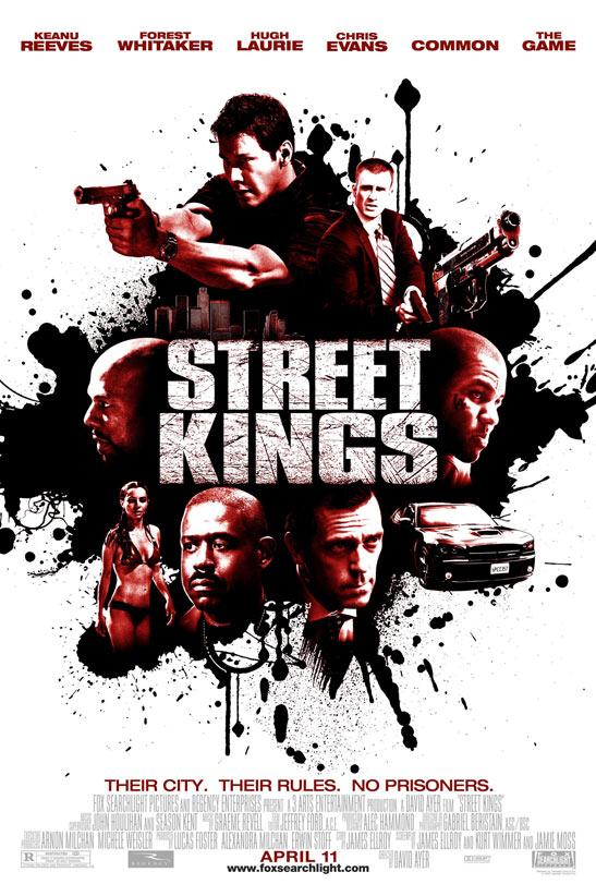 Street Kings Poster #1