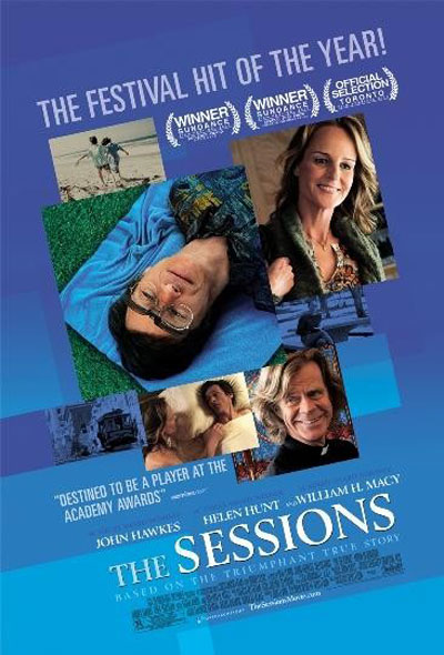 The Sessions Poster #2