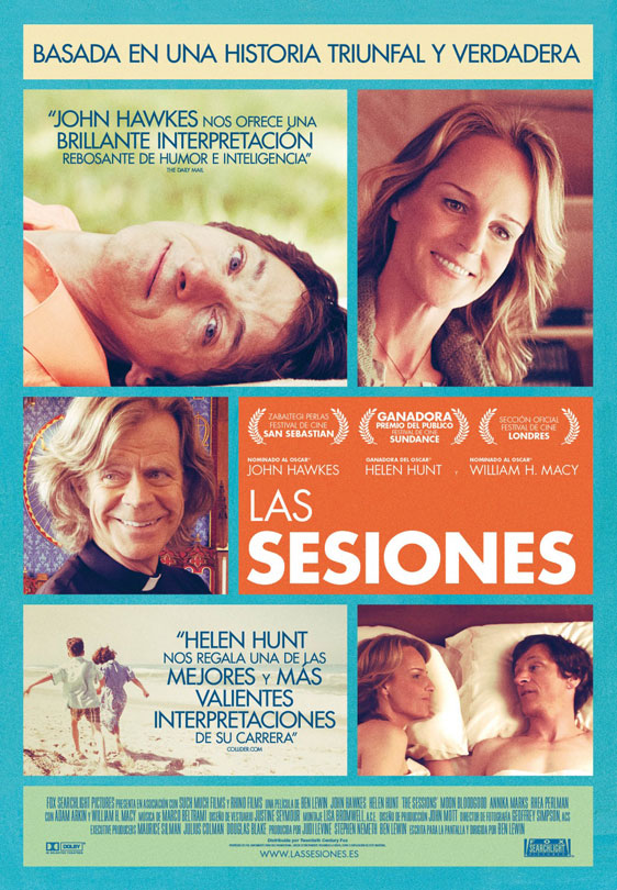 The Sessions Poster #3