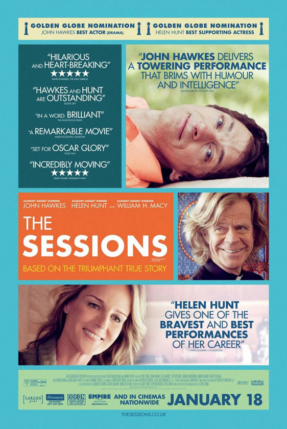 The Sessions Poster #5