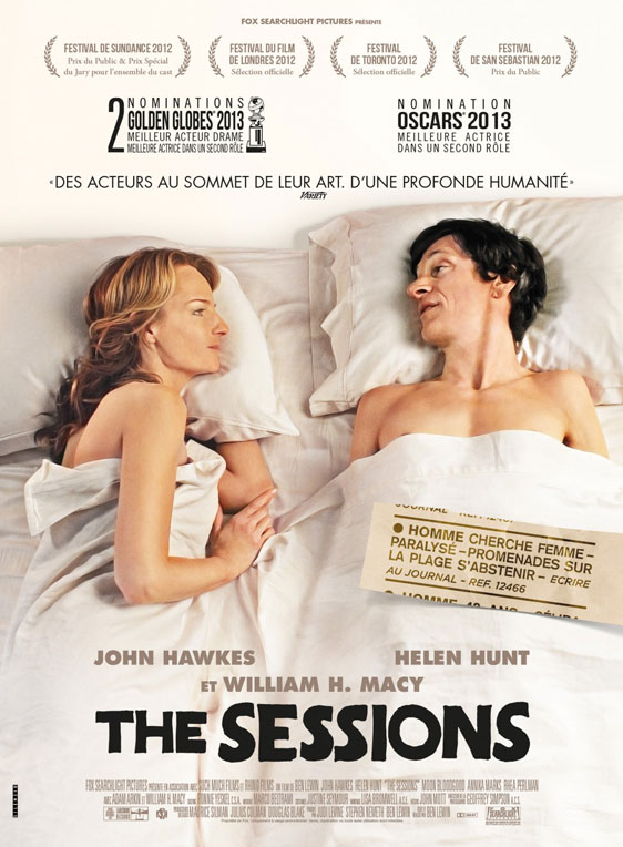 The Sessions Poster #6