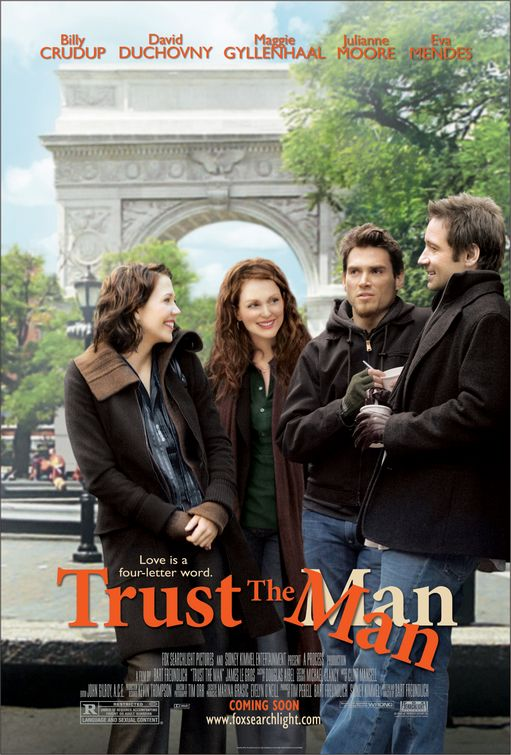 Trust the Man Poster #1