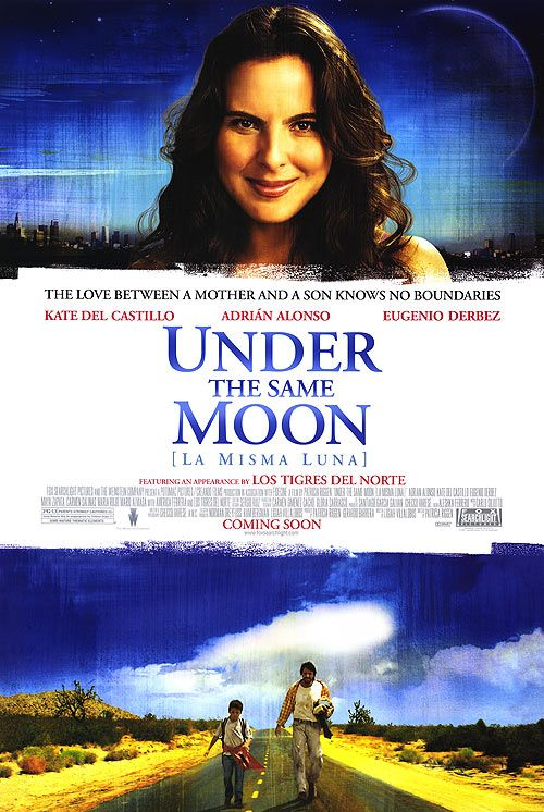 Under the Same Moon Poster #1